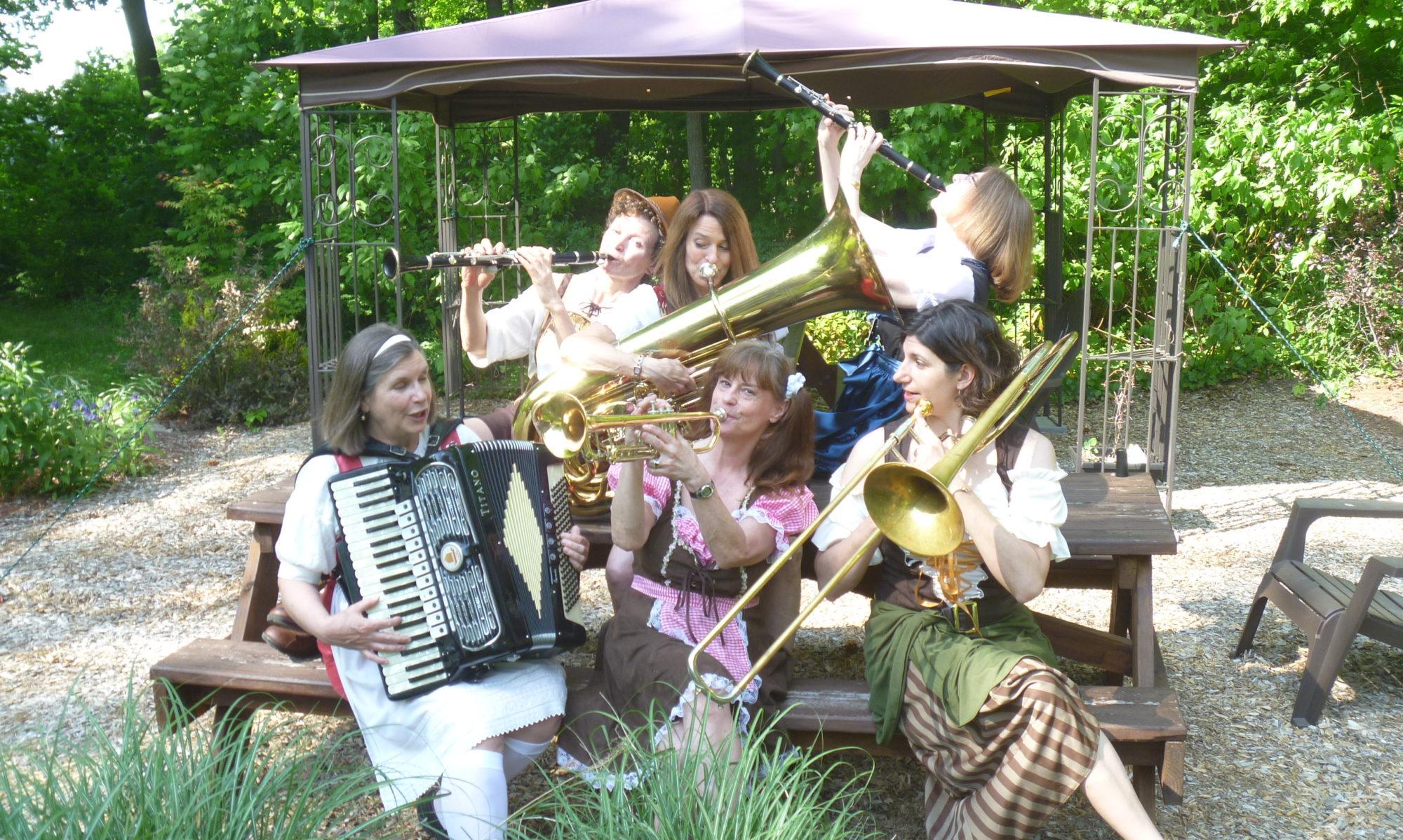 TubaFrau Hofbräu Band